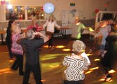 Christine's 60th Birthday Party at St Benedicts Church Hall in Hindley